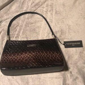 Vitoria Italian Ombré purse
